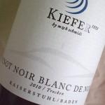 Pinot Noir Blanc de Noirs 2010