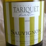 Sauvignon 2010 – Domaine du Tariquet