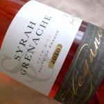 Syrah-Grenache Rosé 2010 Elegance