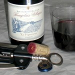 Wahnsinn Weinglas