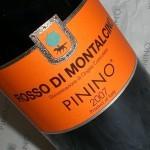 Rosso di Montalcino 2007 DOC