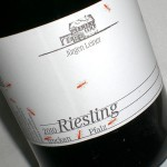 Riesling 'Pfalz' 2010 – Sven Leiner
