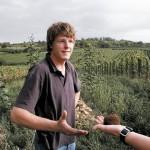 Sven Leiner – Weinverkostung