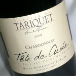 Chardonnay 'Tête de Cuvée' 2009
