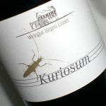 Dornfelder 'Kuriosum' 2008