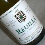 Reuilly blanc 2010
