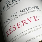 Perrin & Fils 'Réserve' Côtes du Rhône Rouge 2010