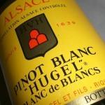 Pinot Blanc 'Hugel' 2008