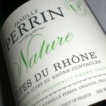 Perrin 'Nature' Côtes du Rhône 2010