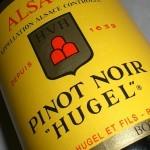 Pinot Noir 'Hugel' 2007