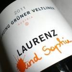 'SINGING' Grüner Veltliner 2011