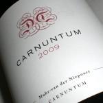 Blaufränkisch 'Carnuntum' 2009