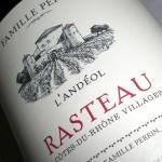 Rasteau L´Andéol 2010 Côtes du Rhône
