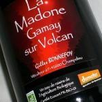 'La Madone' Gamay sur Volcan 2011