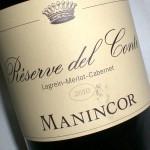 Manincor 'Réserve del Conte' 2010