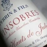 Vinsobres Vieilles Vignes 'Les Hauts de Julien' 2007
