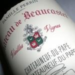 Châteauneuf-du-Pape blanc 2010 Roussanne Vieilles Vignes