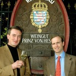 Die Rieslinge des 'Prinz von Hessen'
