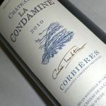 Corbières 2010 La Condamine
