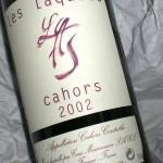 'Les Laquets' 2002 Cahors