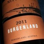 Cuvée 'Burgenland' 2011