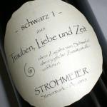 Schwarz 1 Blauer Wildbacher 2007