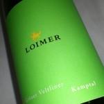 Grüner Veltliner 'Kamptal' DAC 2012