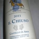 Il Chiuso 2011