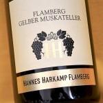 Gelber Muskateller 'Flamberg' 2012