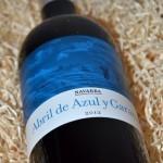 Abril de Azul y Garanza 2012