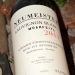 Sauvignon Blanc Moarfeitl 2011