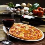 Pasta, Pizza, Parmigiano
