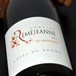 'Les Arbousiers' 2012 Côtes du Rhône blanc