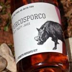 Porcosporco 2013 Rosato