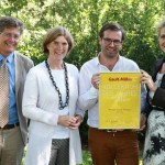 Blaufränkisch von Weltformat ODER einfach: Weninger