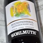 Sauvignon Blanc Hochsteinriegl 2013