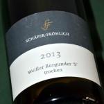 Bockenauer Weißer Burgunder S 2013