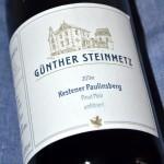 Kestener Paulinsberg 2011 Pinot Noir