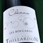 'Les Boccards' Chénas rouge 2012