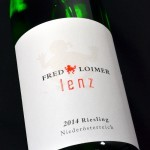 Lenz 2014 Riesling