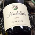 Muschelkalk 2013 Pinot Noir