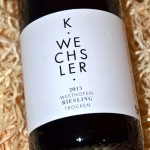 Riesling Westhofen 2013