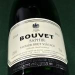 Bouvet Saphir Brut Vintage 2012