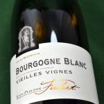 """Bourgogne blanc """"Vieilles Vignes"""" 2012"""