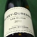 'Les Clous' Pierre Boisson 2012