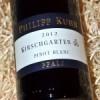 Pinot Blanc Kirschgarten GG 2012