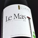 Le Mas 2014 Côteaux du Languedoc