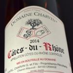 Charvin rosé 2014 Côtes du Rhône