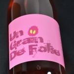 Grain de Folie 2015 Rosé