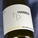 Weisse Lagen 2012 Chardonnay